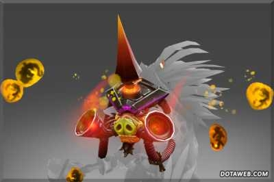 Blastforge Exhaler of the Crimson Witness - Dota 2