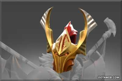Casco de la Guardia Real de Stonehall - Dota 2