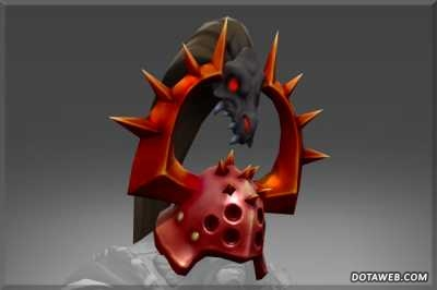 Chieftain Helm of the Chaos Wastes - Dota 2
