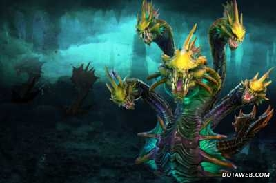 Corruption of the Virulent Krait - Dota 2