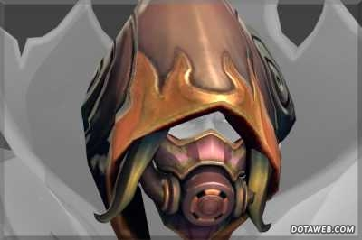 Covenant of the Depths Mask - Dota 2