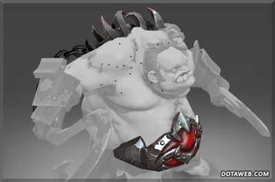 Doomsday Ripper Back - Dota 2