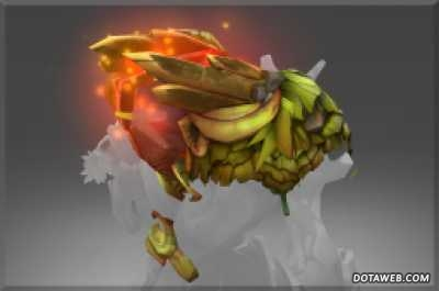 Foliage of Eldritch Gnarl Infundido - Dota 2