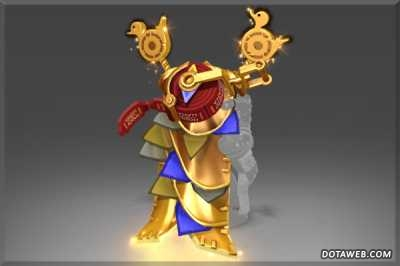 Golden Full-Bore Bonanza - Dota 2