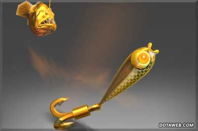 Golden Minnow Ward Upgrade - Dota 2