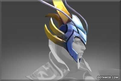 Helm of the Reef Kyte Rider - Dota 2