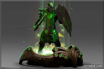 Heroic Effigy of The Fall 2016 Battle Pass Level III - Dota 2