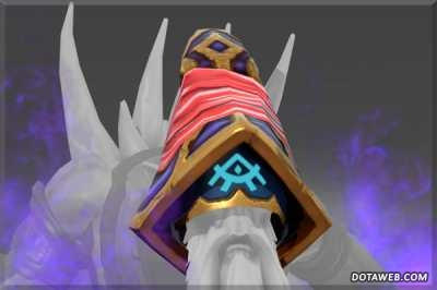 Hood of the Vizier Exile - Dota 2