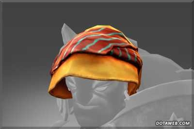 Hood of the Wandering Flame - Dota 2