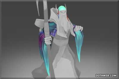 Lich Sleeves of the Master Necromancer - Dota 2