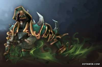 Loading Screen of Grim Reformation - Dota 2