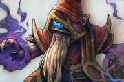 Loading Screen of the Vizier Exile - Dota 2