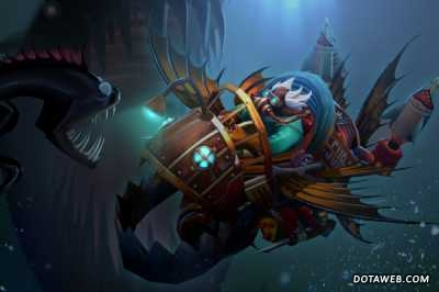 Mechalodon Interdictor Loading Screen - Dota 2