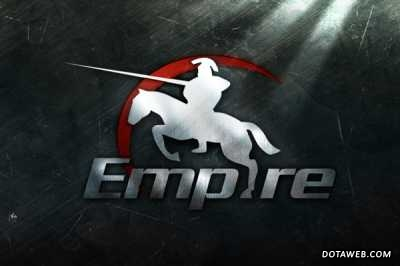 Pantalla de Carga Team Empire - Dota 2