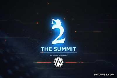 Pantalla de carga The Summit 2 - Dota 2