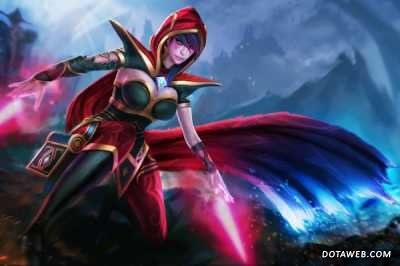Province of the Psion Inquisitor - Dota 2