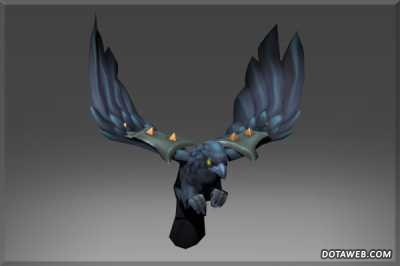 Raven of the Chaos Wastes - Dota 2