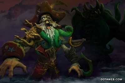Seablight Procession Loading Screen - Dota 2