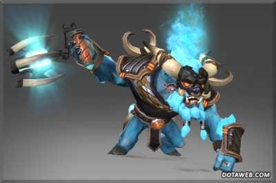 Set Furia de Barathrum - Dota 2