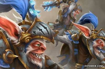The Fractured Order - Dota 2