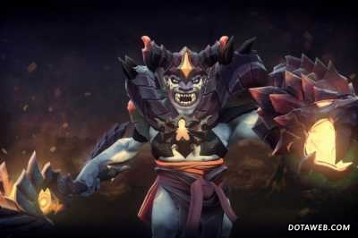 Trotamundos Infernal - Dota 2