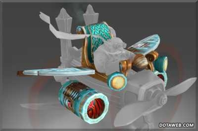 Weapons of Portent Payload - Dota 2