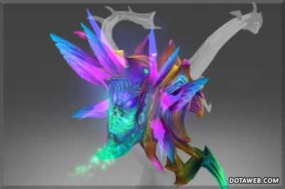 Wings of the Fatal Bloom Infundido - Dota 2